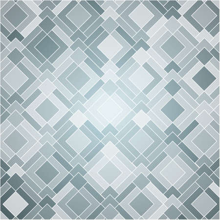 effort: Abstract effort white background with squares and rectangles Illustration