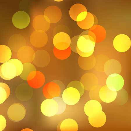 colores calidos: Resumen de fondo con efecto de bokeh en colores c�lidos