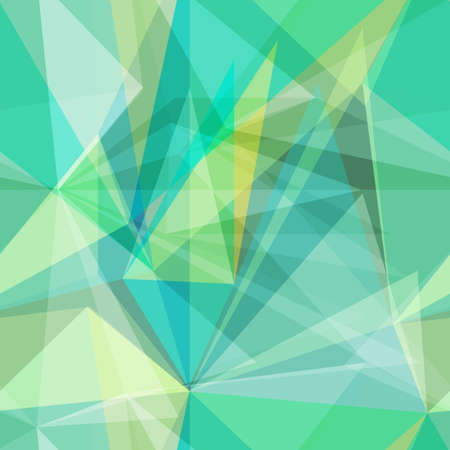 幾何学的図形のシームレスな抽象的なカラフルな背景