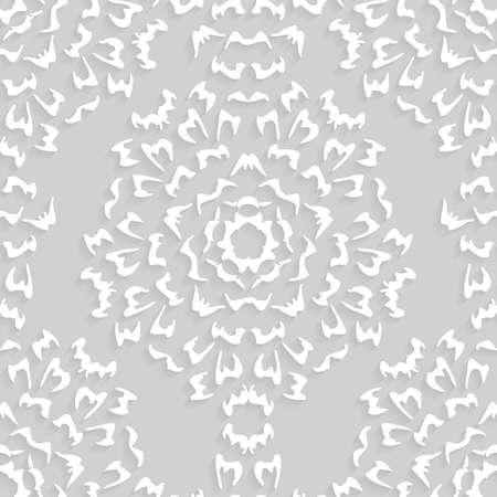 effort: Seamless  effort background made of exotic pattern