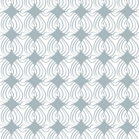 ahogarse: Fondo colorido inconsútil hecho de círculos con el patrón de la mano se ahoga Vectores