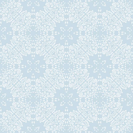 Seamless abstract background maid of ornate pattern