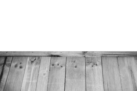 wooden floors: Wooden floors battens with white background, View from above wooden floors. Stock Photo