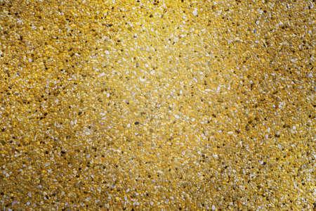 golden background of Sand Wash Floor.
