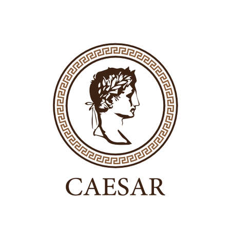Caesar logo vector Ilustrace