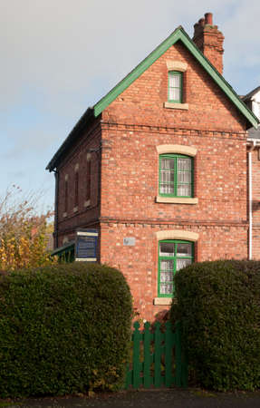 The Breach House - Childhood Home of D H Lawrence
