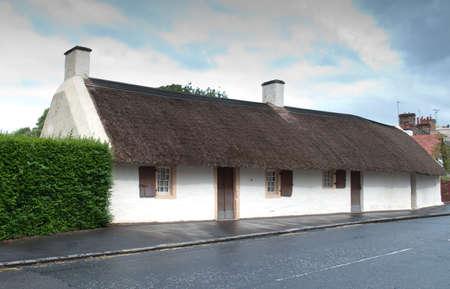 Birthplace of Robert Burns