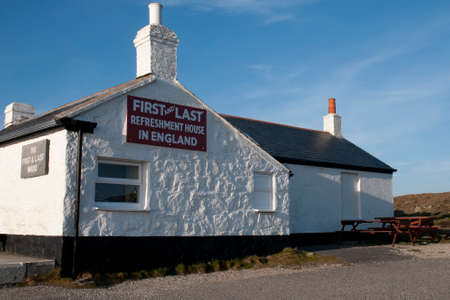 The first and last house in England