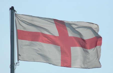 Saint George's Cross - the flag of England
