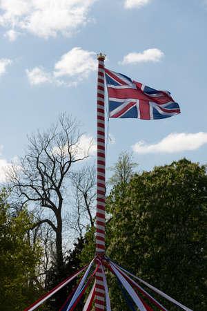 Union Jack and Paypole