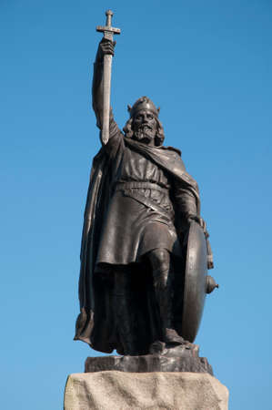 Statue of Alfred the Great