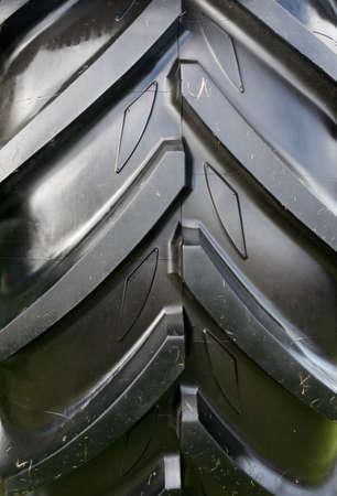 Tractor Tyre Tread