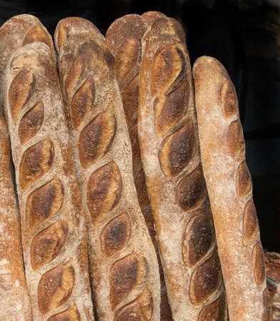 Sour Dough Raisin Loaf