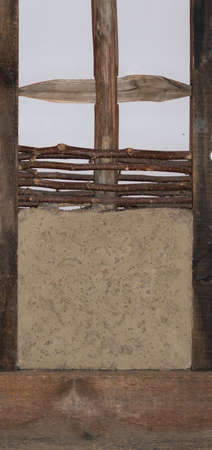 Wattle & Daub Building construction