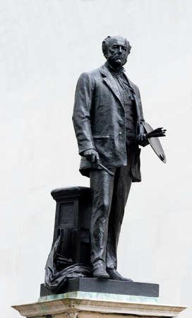 John Everett Millais Statue
