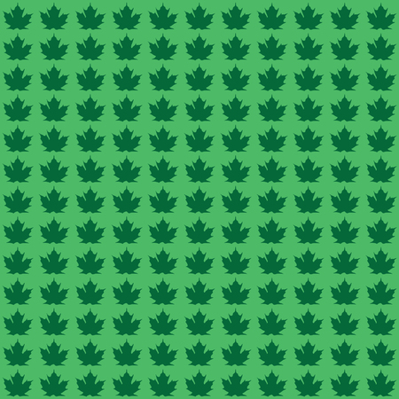 Maple Leaf Background - Seamless is an illustration of a maple leaf seamless repeatable background design  Great for web page designs  Иллюстрация