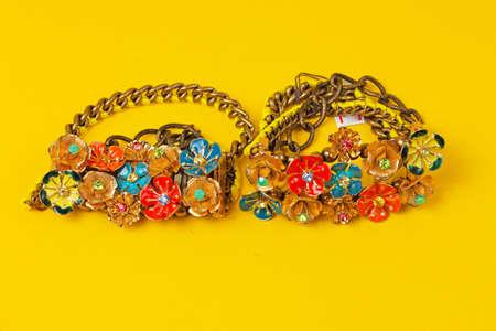 braclets: ornamental decorated braclets