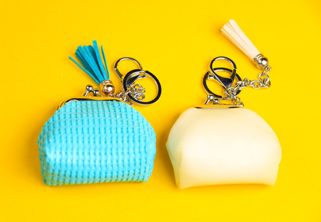 clasps: bright and shiney Small colorful purses