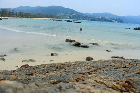 kata: Kata beach phuket thailand Stock Photo