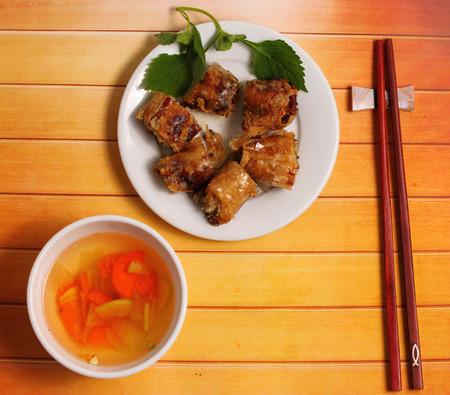 bn: Bun Cha, comida tradicional vietnamita