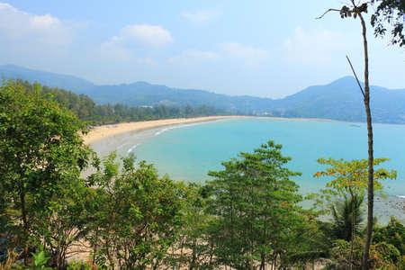 phuket: kamala beach phuket Thailand