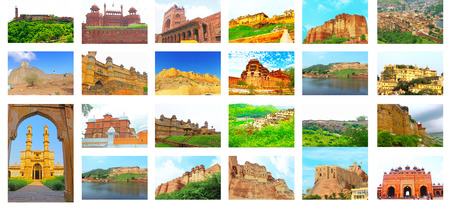 bikaner: twenty three famous forts in india Editorial