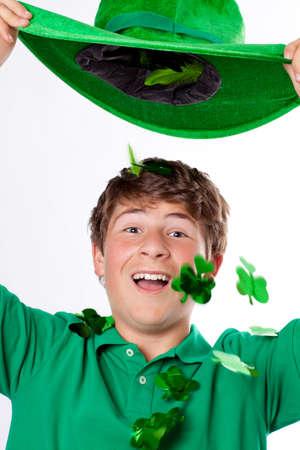 patrick: St Patrick s Day Fun Stock Photo
