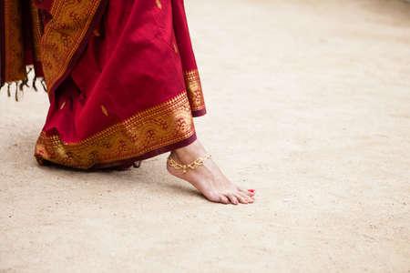 jeweled: Pretty Jeweled Dancers foot