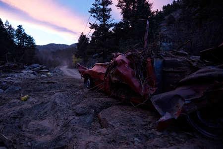 Flood Damage Colorado