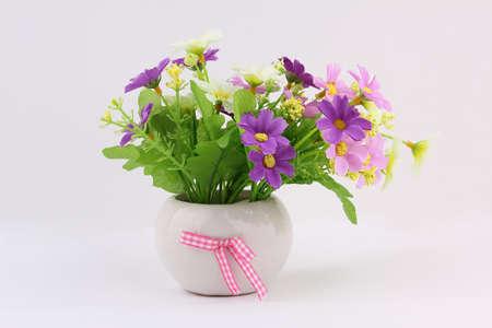 vase: Flower vase Stock Photo
