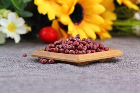 Red bean Stock Photo