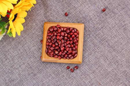 gules: Red bean