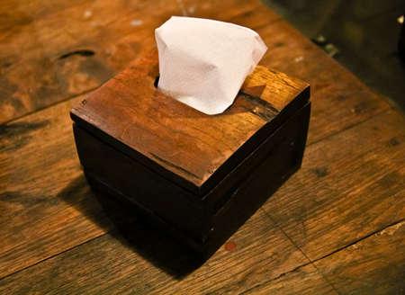 tissues: Box of tissues