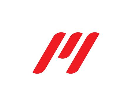 M Letter Logo vector Template