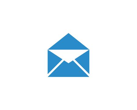 Mail logo vector template
