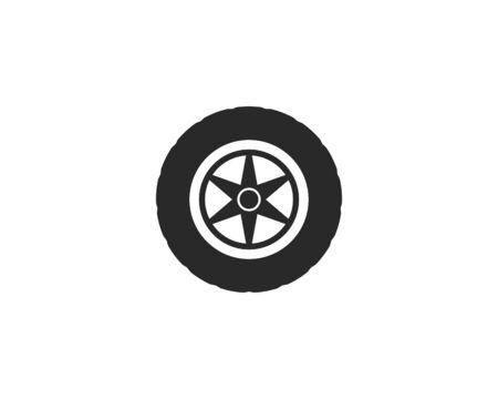Tires logo vector template Stock Vector - 127676207