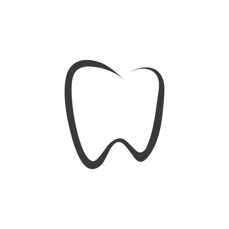Dental logo Template vector illustration icon design Banque d'images - 129141213