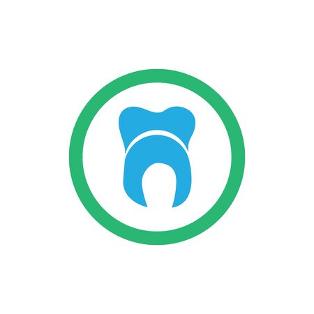 Dental logo Template vector illustration icon design Zdjęcie Seryjne - 129141255