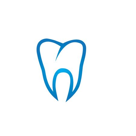 Dental logo Template vector illustration icon design Zdjęcie Seryjne - 129141268