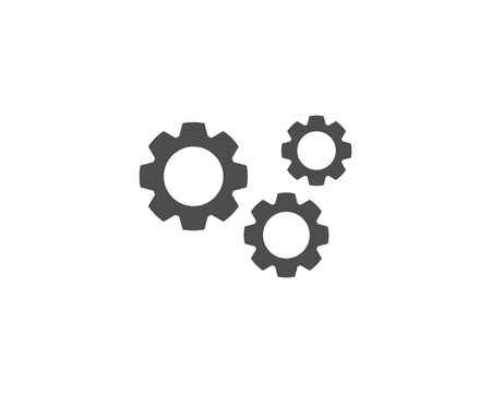 Gear Logo Template vector