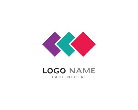 Business Finance professional logo template Çizim