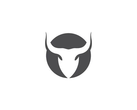 Taurus Logo Template vector Stock Illustratie