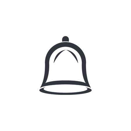 Bell logo vector template design