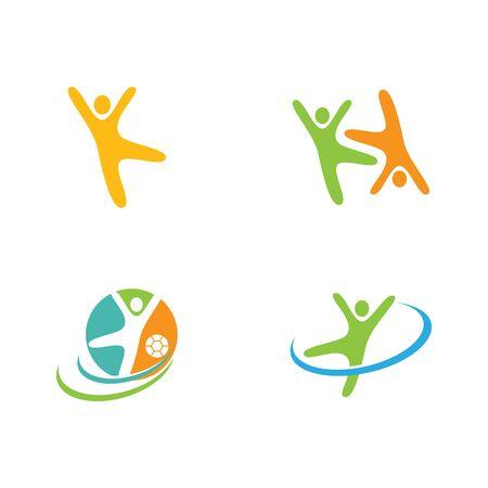 sport logo ilustration vector design