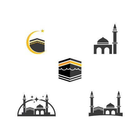 kaaba illustration design