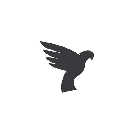 Bird  Template vector illustration 向量圖像