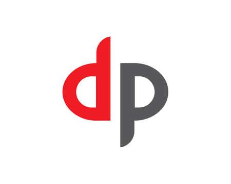 D Letter   Business Template Vector icon Ilustração