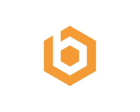 honey Bee   Template vector icon illustration design Ilustração