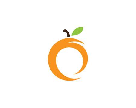 Orange   design. Vector illustration