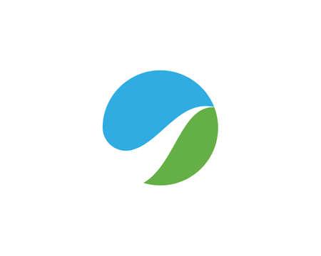River Logo Template Logos